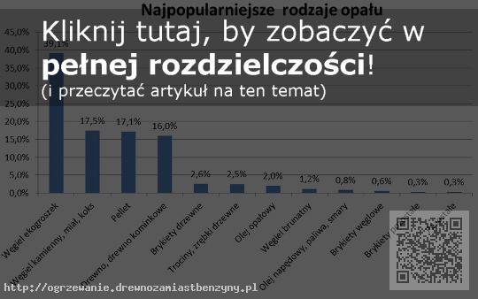Najpopularniejsze rodzaje opału w Polsce? Ekogroszek, węgiel, pellet, drewno